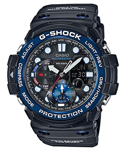 G-Shock GN-1000 Gulfmaster with Tide and Moon Graph
