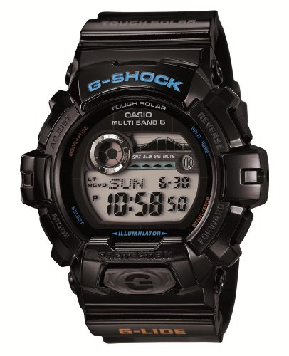 G-Shock GWX-8900 Tide and Moon Graph Watch