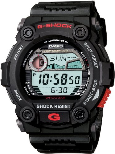 G-Shock G-9700 G-RESCUE Tide and Moon Watch