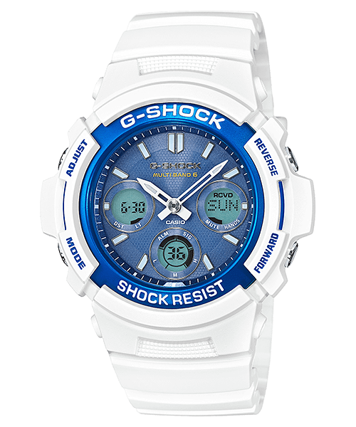 G-Shock AWG-M100SWB-7A