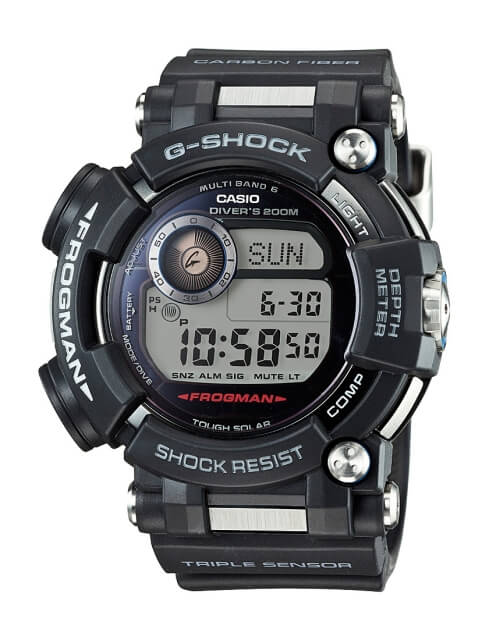 Casio G-Shock - Page 3 G-Shock-Frogman-GWF-D1000-1JF