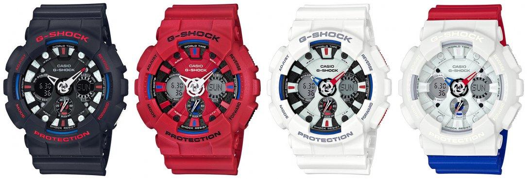 парфюм часы g shock ga 120bb 1a выбрать