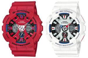 G-Shock GA-120TR Tricolor Series
