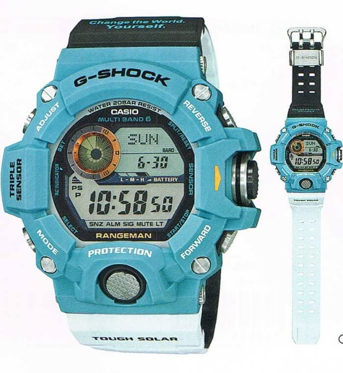 G-Shock GW-9402KJ-2JR Rangeman