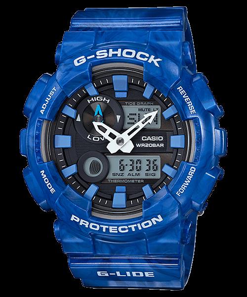 G-Shock G-LIDE GAX-100MA-2A