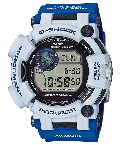 G-Shock Frogman GWF-D1000K-7JR Love The Sea And The Earth 2016