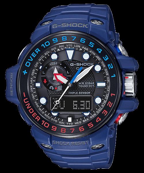G-Shock GWN-1000H-2A Blue Gulfmaster