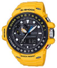G-Shock GWN-1000H-9A Yellow Gulfmaster