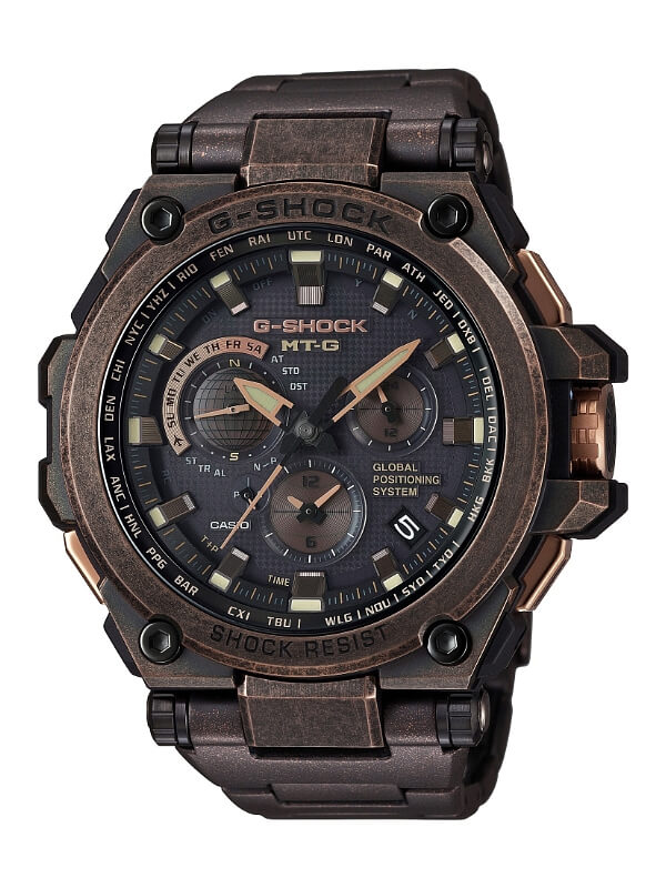 MTG-G1000AR-1A Aged IP Rose Gold
