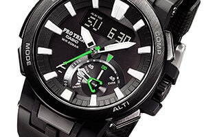 Casio Pro Trek PRW-7000 Triple Sensor Watch