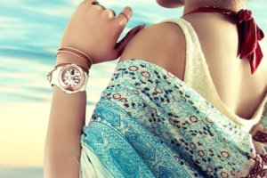 Casio Baby-G BGA-220 Beach Glamping Series