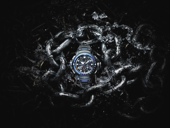 G-Shock Gulfmaster GWN-Q1000 with Quad Sensor