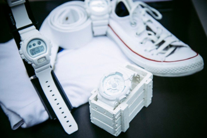 G-Shock Trend White