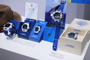 G-Shock GWF-D1000K-7JR Frogman 'Love The Sea And The Earth 2016' I.C.E.R.C. 25th Anniversary + GWX & Baby-G BGR