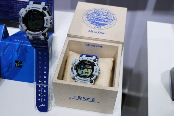 G-Shock GWF-D1000K-7JR Frogman