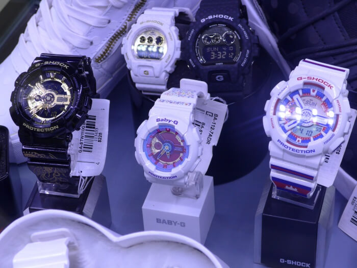 Special Khmer Edition G-Shock and Baby-G Watches In Cambodia