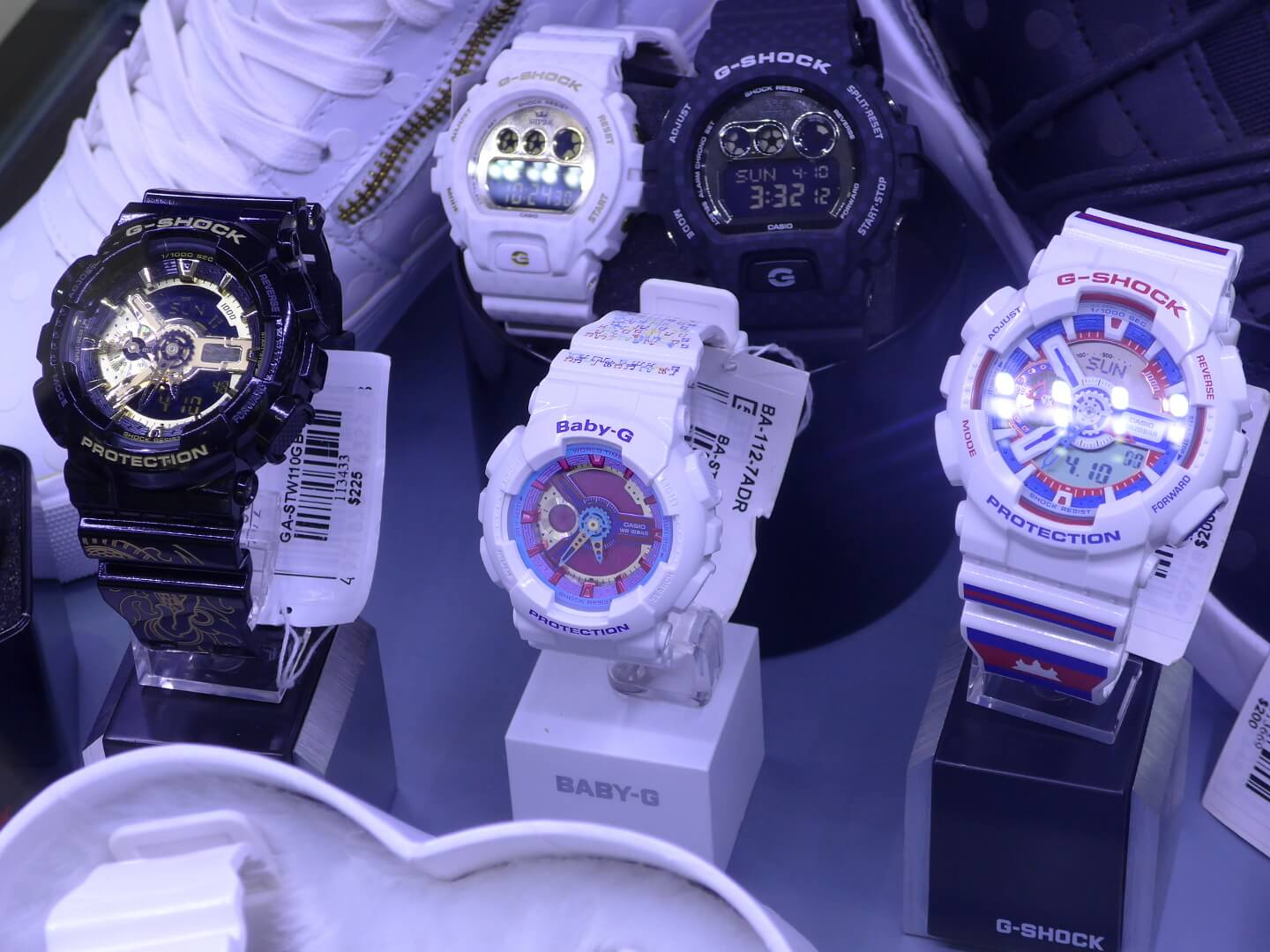 G Shock Watches In Phnom Penh And Khmer Limited Editions Central Casio Baby Bga 230 7b Original Special Edition Cambodia