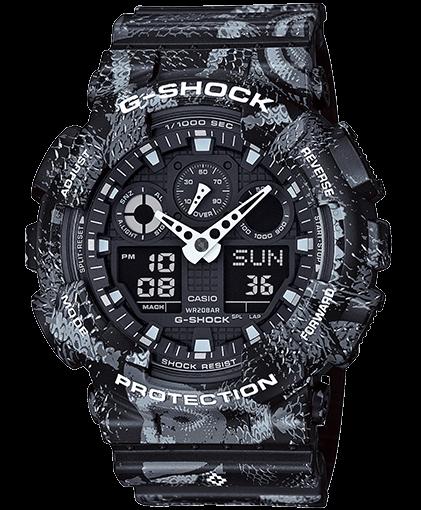 Marcelo Burlon G-Shock GA100MRB-1A