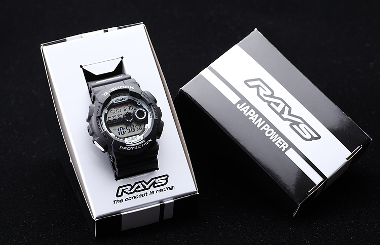 169ce5dcc2e0 G-Shock x Rays 2016 Limited Edition GD-100 Watch (Japan) – G-Central ...