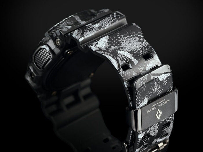 Marcelo Burlon G-Shock Band Keeper