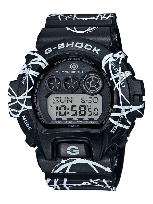 G-Shock x Futura GDX6900FTR-1