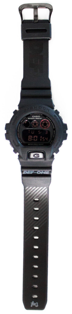 Def x G-Shock Stealth Mode Watch