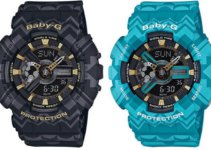 Baby-G Tribal Pattern Series
