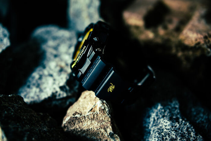 Darker Than Wax DTW x G-Shock GD-100 Band