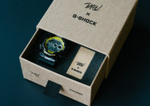 Darker Than Wax DTW x G-Shock GD-100 Box and USB Drive