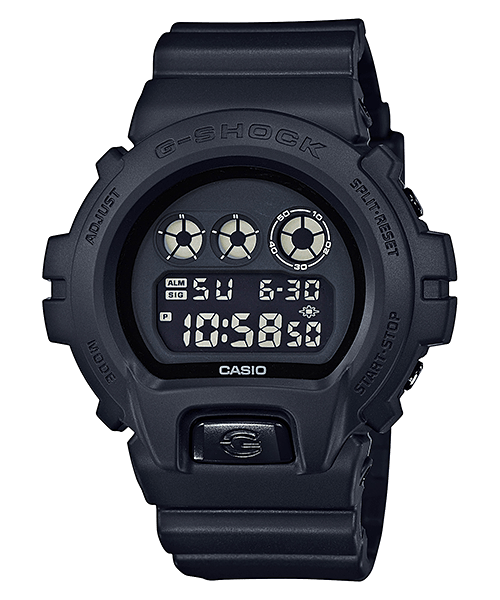 G-Shock DW-6900BB-1