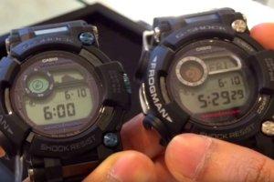 G-Shock Frogman GWF-D1000  Video Reviews