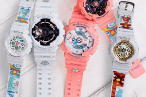Dr. Namjit Dr. Namjai G-Shock x Baby-G Watches