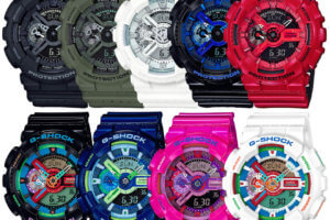 G-Shock GA-110LP GA-110LPA GA-110MC