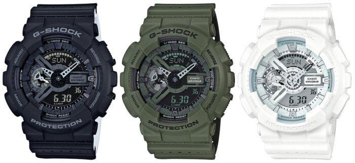 G-Shock GA-110LP-1AJF GA-110LP-3AJF