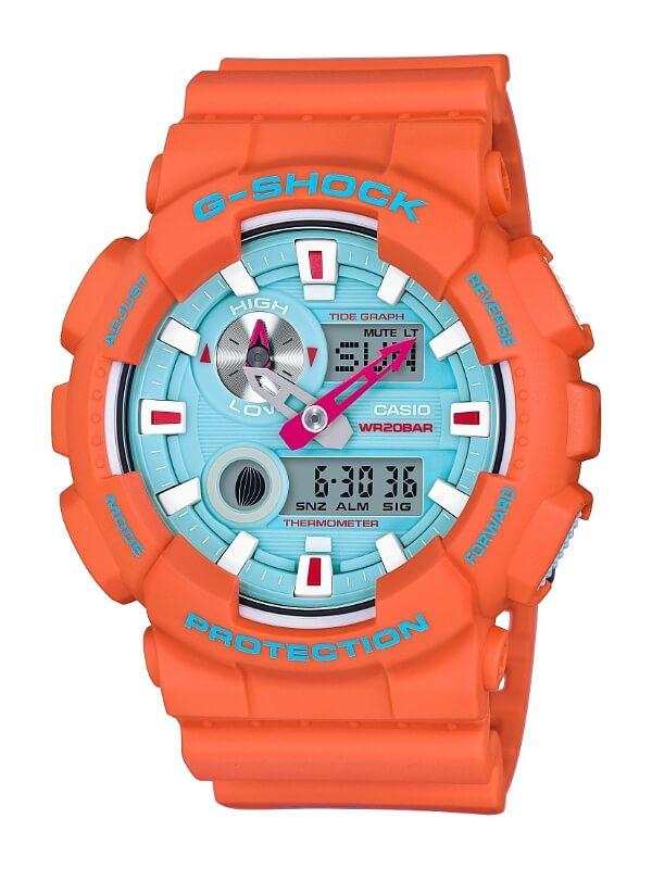 In4mation x G-Shock GAX100X-4A Milestones Timepiece 2016