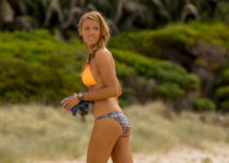 Blake Lively bikini and Casio Baby-G watch in The Shallows