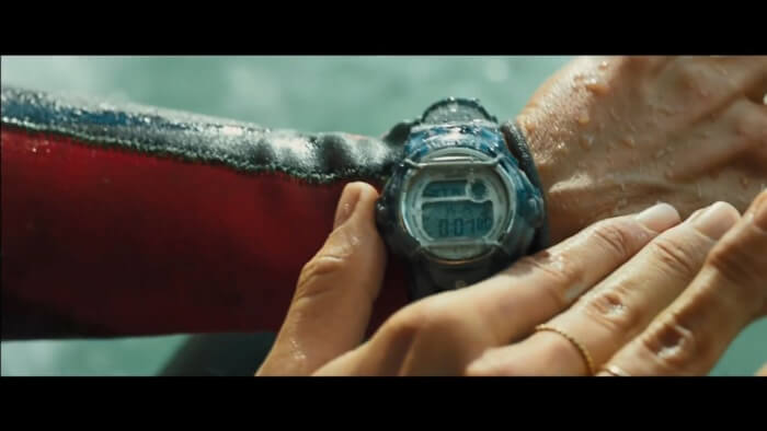 Blake Lively Casio Baby-G Watch in The Shallows