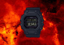 G-Shock GX-56BB-1 Black Stealth King