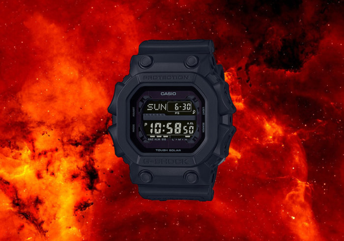 G-Shock GX-56BB-1 Black Stealth King
