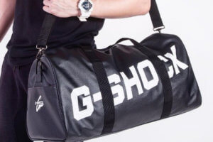 G-Shock Duffel Bag