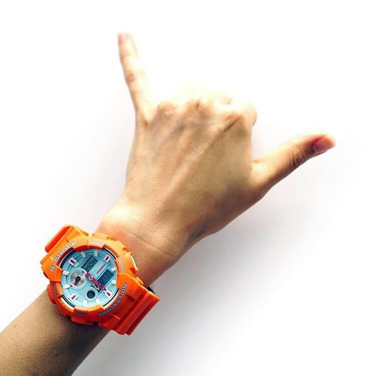 In4mation x G-Shock Milestones Timepiece 2016 GAX100X-4A