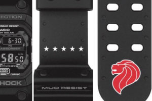 G-Shock x The Majulah GX-56BB Watch (Singapore)