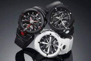 G-Shock GA-500 Watches