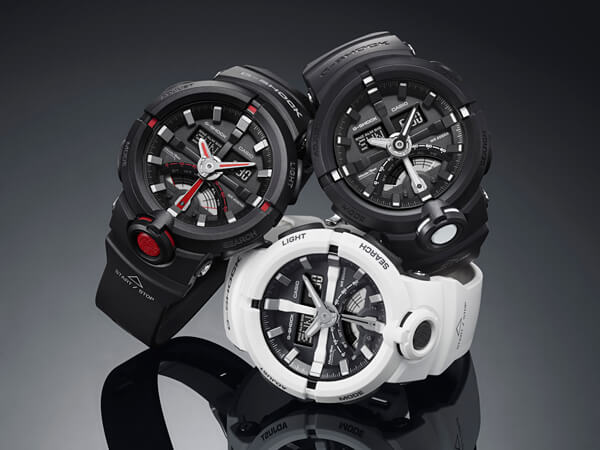 G-Shock GA-500 Watches
