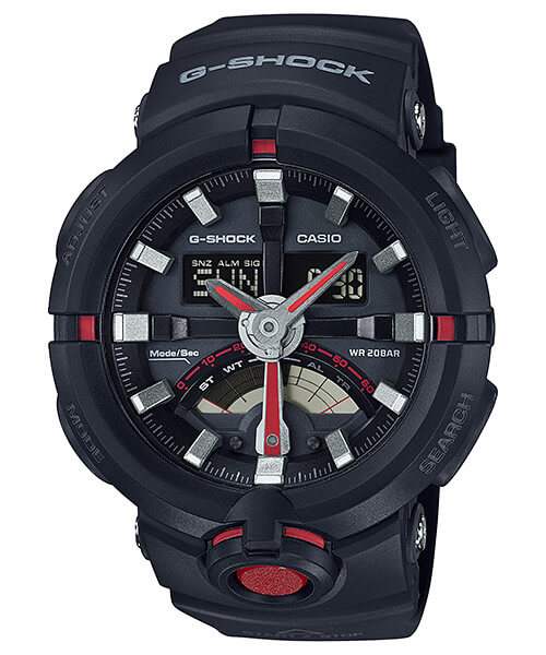 G-Shock GA-500-1A4