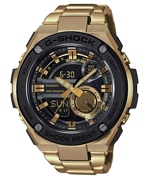 G-Shock G-STEEL GST-210GD-1A