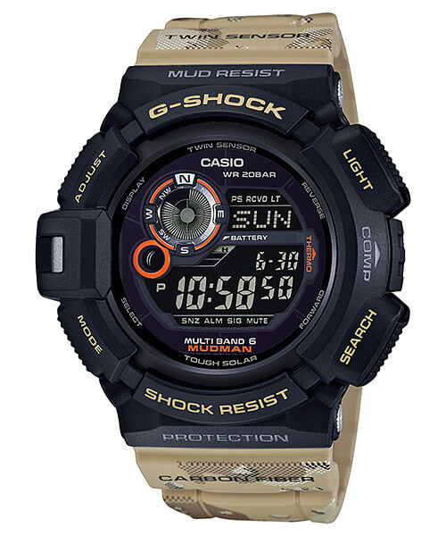 Casio G-Shock Mudman G-9300 and GW-9300  All Models – G-Central G ... c6497169084f