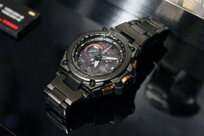 G-Shock MTG-G1000RB-1A Limited Edition