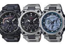 G-Shock MTG-G1000RB-1AJF MTG-G1000RS-1AJF MTG-G1000RS-2AJF