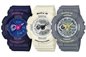 Casio Baby-G BA-110PP Punching Pattern Series